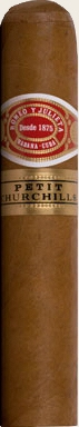 ROMEO Y JULIETA PETIT CHURCHILLS CIGARS
